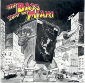 The Sonarphonics - Attack On The Planet Of Bass